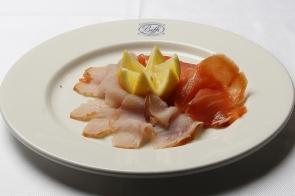 Smoked Fish (Salmon and Swordfish)