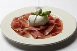 Parma's Ham and Buffalo Mozzarella