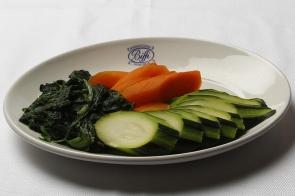 Misto di Verdure al Vapore